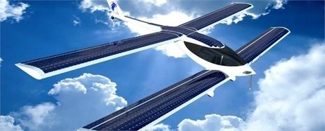 Aux Sables d'Olonne, l'avion électrique Eraole prépare son envol | Materiaux nouveautés | Scoop.it