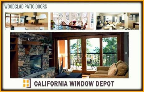 Wood Clad French Patio Doors | Windows & Doors Installation & Replacement Company in Los Angeles | Scoop.it