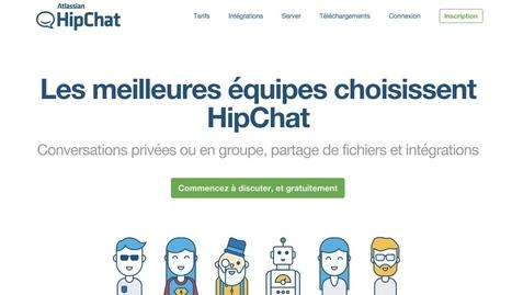 HipChat. Chat, partage de documents et travail collaboratif - Les Outils Collaboratifs | Actualités sur les nouvelles technologies et les innovations web, réseaux sociaux , smartphones et tablettes | Scoop.it