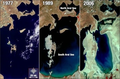 The Aral Sea Crisis | Geography 400 portfolio | Scoop.it