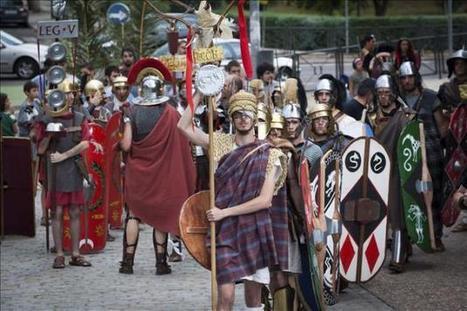 Mérida regresará al año 15, expectante con el nuevo emperador romano Tiberio   Mundo Clásico   Scoop.it