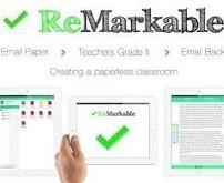 ReMarkable. Gestion et correction des copies en ligne - Les Outils Tice | Les outils du Web 2.0 | Scoop.it