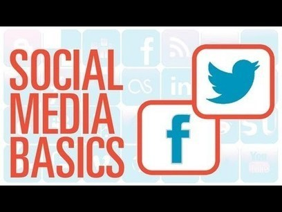 Social Media Basics for Educators | Edtech PK-12 | Scoop.it
