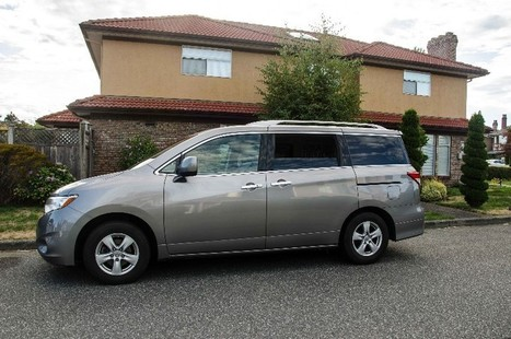 2011 Nissan Quest SV   The Canadian Wheels   Scoop.it