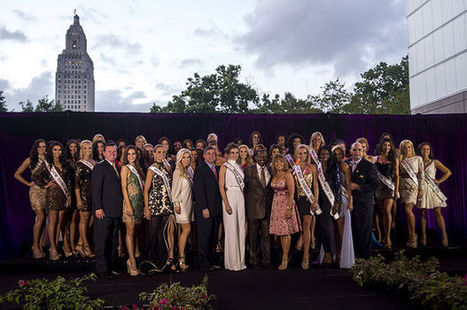 Miss USA contestants introduced to Baton Rouge with welcoming party | Daily Breaking News | Scoop.it