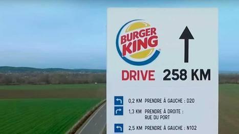 BK responde campanha provocativa do McDonald's | EXAME.com | Out of Home | Scoop.it