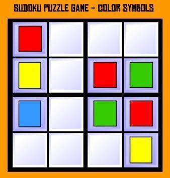 Kids Online Sudoku Game - 4x4 Colors | Jogos no SCOOP it | Scoop.it