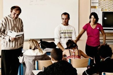 Les élèves aident ELA - SudOuest.fr | College vert | Scoop.it