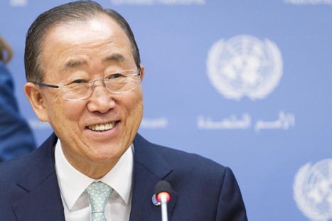 UN News - Member States lauded for reaching agreement on new UN sustainable development agenda | Business as an Agent of World Benefit | Scoop.it
