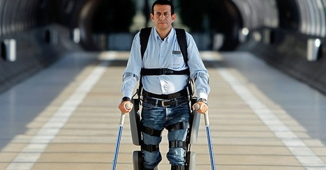 FDA Approves First Robotic Exoskeleton for Paralyzed Users | Daily Updated Web Development & Designing News With Updated Technologies | Scoop.it