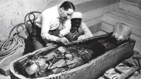 El misterio de Tutankamón y el amante de Alejandro Magno | ArqueoNet | Scoop.it
