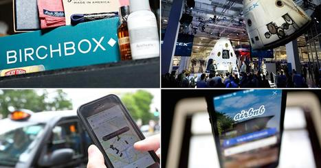 Meet the 2015 CNBC Disruptor 50 companies | The Art of the Possible - Adventures in Innovation | Scoop.it