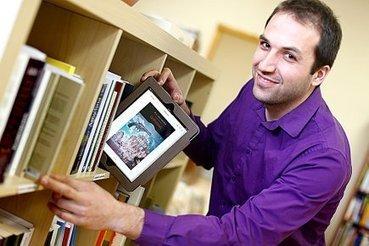 Le numérique n'a pas d'odeur | Richard Boisvert | Livres | Le livre numérique nuit-il aux librairies ? | Scoop.it