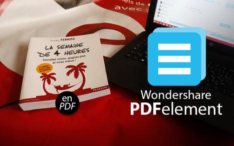 Découvrez le meilleur éditeur PDF : Wondershare PDFelement ! | Au fil du Web | Scoop.it