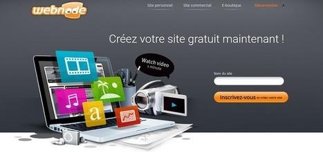 Avis sur Webnode, test et revue de l'outil de création de Site - Dessine-Moi un Site | Webdesign, Créativité | Scoop.it