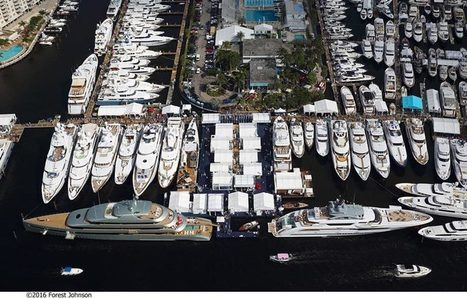 Fort Lauderdale International Boat Show Reports Strong Attendance and Robust Sales newsletterby Show Management | SAILING EXPORT - @SailingExport | Scoop.it