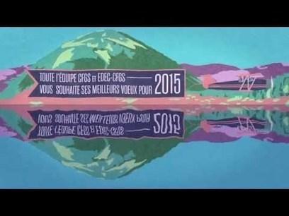 Les équipes CFGS et CFGS EDEC vous souhaitent une bonne année 2015   La Boite à Franchise   Scoop.it
