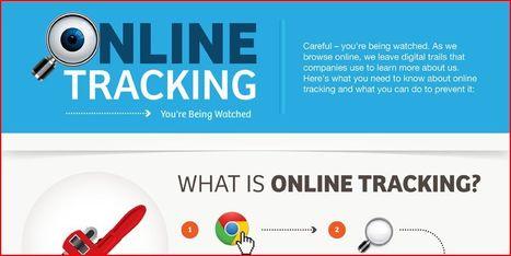 Infographie : comment les annonceurs vous traquent-ils ? quelles sont les informations personnelles collectées ? | e-Veille : Social Media, Marketing, NTIC ... | Infographie & data visualisation | Scoop.it