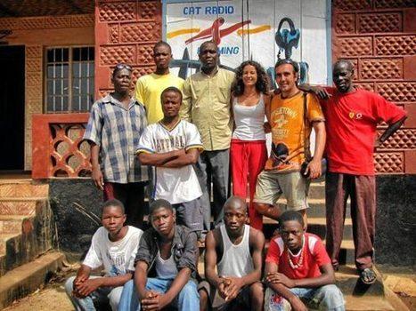 CAT Radio Barming - La radio de un vendrellense ayuda a luchar contra el ébola en África | Radio Hacktive (Fr-Es-En) | Scoop.it