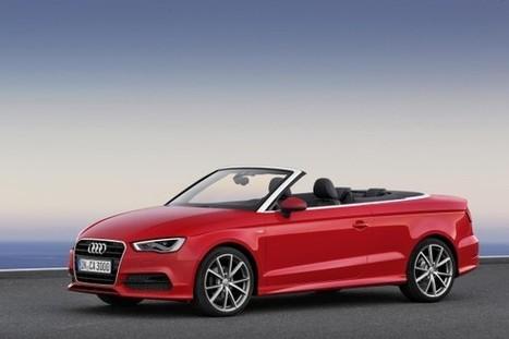 Blog : Mehr Stauraum und Akustik-Dach für den Audi A3 Cabrio | Car Blogs | Scoop.it