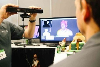 Heads Turn as Microsoft Shows Off 3D Scanning Techniques - Ina ... | 4D Pipeline - trends & breaking news in Visualization, Virtual Reality, Augmented Reality, 3D, Mobile, and CAD. | Scoop.it
