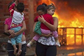 Sao Paulo: Policía militar desaloja a nueve mil personas sin techo | Cooperando | Scoop.it
