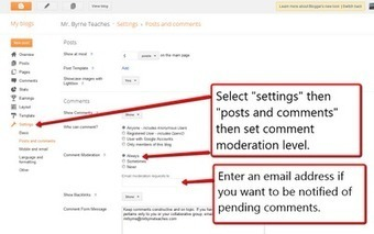 Four Settings Every Blogger User Should Know | Linguagem Virtual | Scoop.it