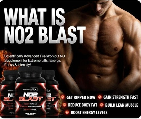Ripped RX NO2 Blast Review - Get Ripped Body And Increase Strength Now!     Health   Scoop.it