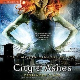The Mortal Instruments City of Ashes Audio Book | city of ashes | Scoop.it