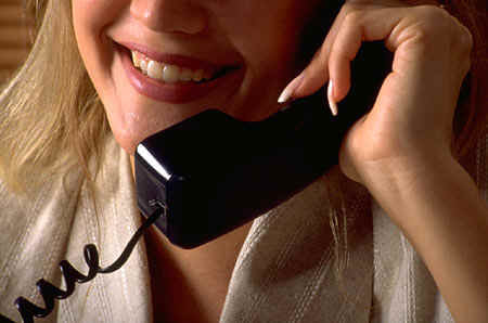 Speaking on the Telephone | EnglishCentral World Report | Scoop.it