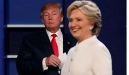 Countdown to November 8 begins - Farewell at Final Debate | magazinetoday | Scoop.it