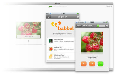 Babbel Offers Gamified Online Language Learning - Gamification Co | Liberating Learning with Web 2.0 | Scoop.it