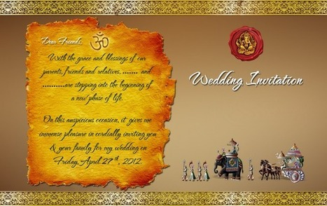 Download Free Wedding Card Psd file - Download Free Psd Files | Photoshop PSD Files :: Free Download | Scoop.it