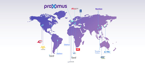 Proximus rejoint l'écosystème Cisco InterCloud | Cisco Data Center Belux References | Scoop.it