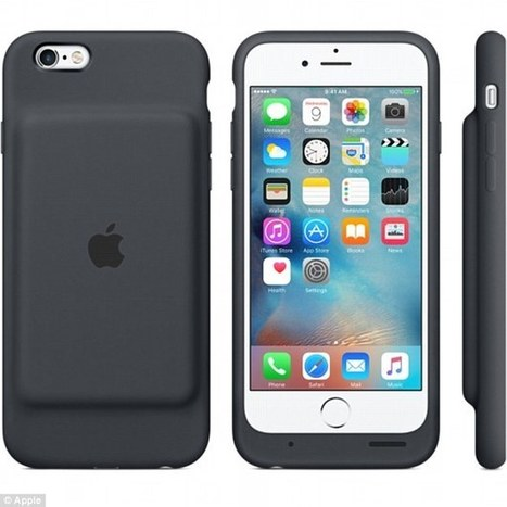 iPhone 7 could use mysterious 'new compound' to make antenna INVISIBLE   News from the MARKET!!!!   Scoop.it