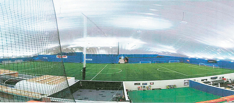 Bo Jackson's group buys land to construct indoor training facility off I ... | Sports Facility Management.4146309 | Scoop.it