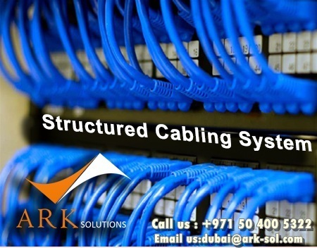 Structured Cabling System | Ark Solutions | Scoop.it