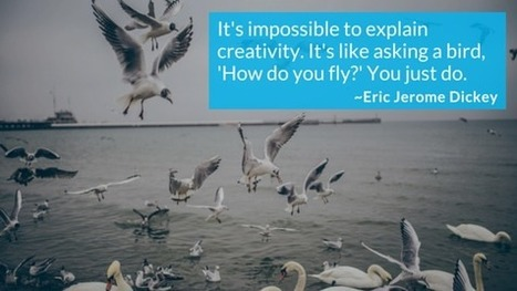 Creative Marketing: How Do You Fly? You Just Do! | Social Media Strategies | Scoop.it