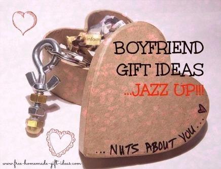 Fine Homemade Boyfriend Gift Ideas - Most Creative Boyfriend Gifts | Gifts Ideas For Him | Scoop.it