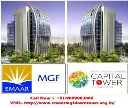 Commercial Packages Emaar Mgf Downtown Gurgaon | emaarmgfdowntown | Scoop.it