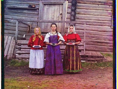 Color Photographs of Imperial Russia Reveal a World Lost to History | Communities of the World | Scoop.it