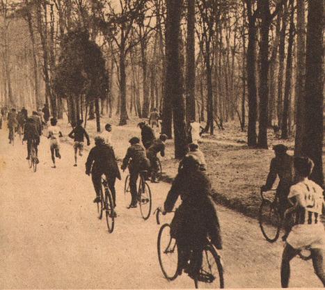 Mon Tour de France 1959 : la suite: Le brevet de cyclotouriste organisé par le Touring-Club de France   RoBot cyclotourisme   Scoop.it