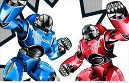 Google vs Facebook : la guerre est enfin déclarée - @EAlchimie | Actualités Webmarketing et Community Management | Scoop.it