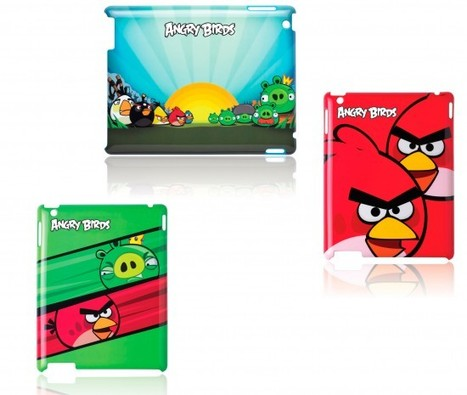 BlogiPhone » Des coques iPad 2 Angry Birds | Angry Birds | Scoop.it