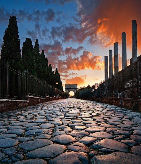 Así era la Roma imperial: Un paseo por la ciudad eterna | Enseñar Geografía e Historia en Secundaria | Scoop.it