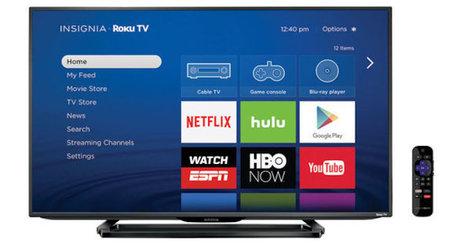 4K Roku TV Models Go On Sale - Geeky Gadgets | 3D Smart LED TV | Scoop.it