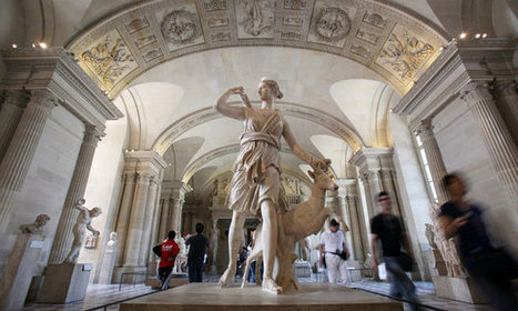 From Tate to the Louvre, the world's best museums and galleries online | Digital Stacks | Scoop.it