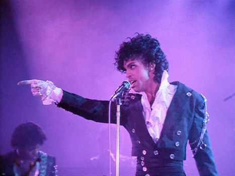 Prince s'en est allé comme un prince   Actualités culturelles (bibliothèques, livres, etc)   Scoop.it