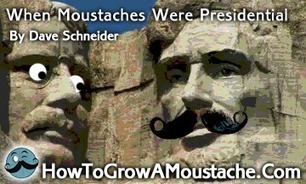 When Moustaches Were Presidential | How to Grow a Moustache | How to Grow a Moustache | Scoop.it