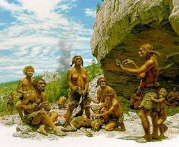 Comportement Néandertal et Hommes modernes | Prehistoire | Scoop.it